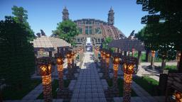 Minecraft - Server Spawn Minecraft Map & Project