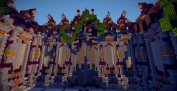 Inferno rush walls Minecraft Map & Project