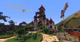 Server hub/Spawn Minecraft Map & Project