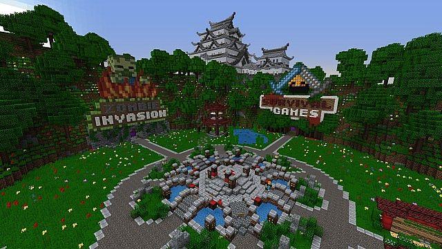 Minecraft Japanese Bridge kotoba miners: a minecraft server for learning japanese minecraft