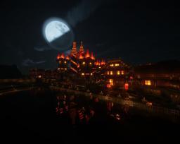My Online Survival Village Minecraft Map & Project