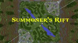 Summoner's Rift, A Minecraft Recreation [v 1.0] [with trailer] Minecraft