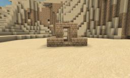 BDS Underground Temple ~Ὠκεαν~ {Currently renovating this so it's not as awful :P} Minecraft Map & Project