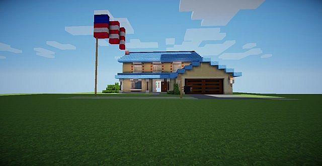 AmericanDad House Mine...