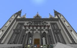 Chenonceau Castle Minecraft Map & Project