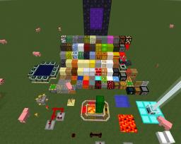 First 8 Pack 8x8 Minecraft Texture Pack