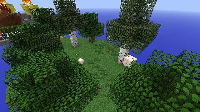 Pixelmon Skylands Minecraft Project