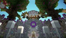 Overpowered Factions Spawn (Downloadable Content) Minecraft Map & Project