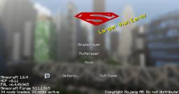 Superman Texture Pack