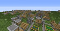 [Adventure Map] The Ultimate Village Minecraft Map & Project