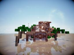 Smuggler's Pub Minecraft Project