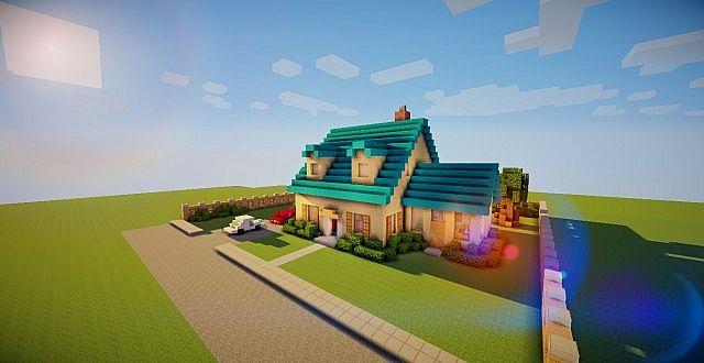 Family Guy House Minecraft Family Guy House Minecraft
