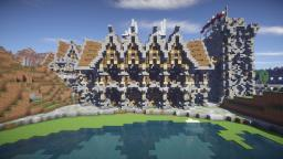 Medieval Inn (Download) Minecraft Map & Project