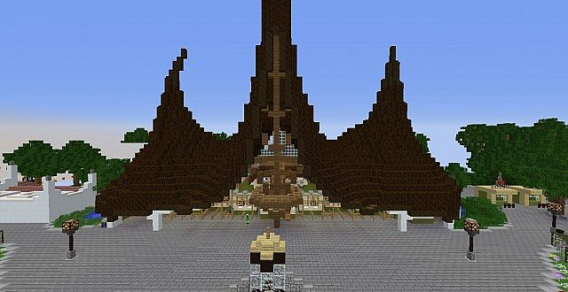 Efteling Minecraft Project