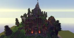 The Small Jungle Castle Minecraft
