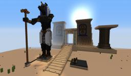 Ancient Egypt - Pyramid of Time Minecraft