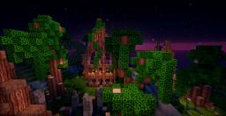 Medieval/Fantasy Houses Minecraft Map & Project
