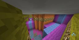 Jump And Jump! - A Parkour Map Made By Collie16 (Requires 1.8) Minecraft Map & Project