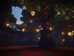 Tree Spleef Minecraft