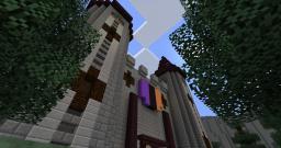 Sand Versus Stone Team PVP Minecraft Map & Project