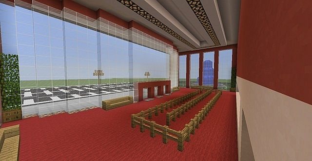 Minecraft Cinema And Imax Theater Minecraft Project