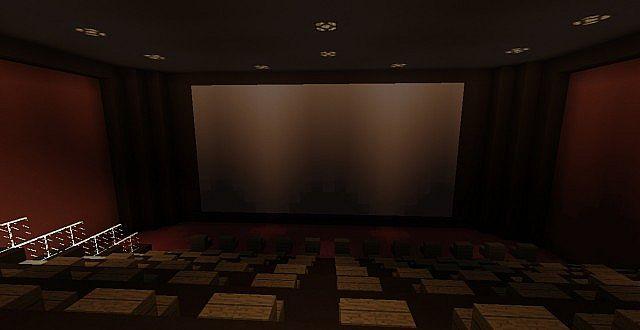 Regular Theater Screen