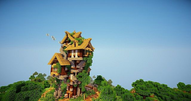To Build A Home Tutorial