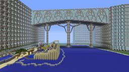 SandSide Hotel Absolute 5 Star Resort Minecraft Map & Project