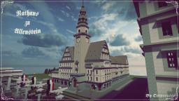 Rathaus zu Allenstein ~  IES  ~  [Download] Minecraft