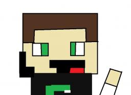 RaidinAidan's Minecraft Art!