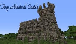 Tiny Medival Castle Minecraft Map & Project