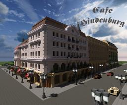 Café Hindenburg ~| IES |~ [Download Available Now!] Minecraft Map & Project