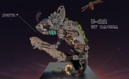 [U-22]- a Steampunk Chameleon Minecraft Project