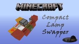 Minecraft: Compact Lamp Swapper Minecraft Project
