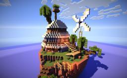 Sandover Village - Jak & Daxter Minecraft Map & Project