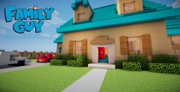 Family Guy House Minecraft Project