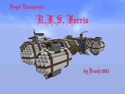 R.F.S. Ferris (Cargo-ship version) Minecraft Map & Project