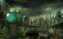 Minecrat Apocalypse 3D art!