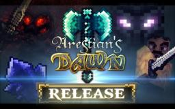 Arestian's Dawn [Classic] - 32x Fantasy RPG Pack Minecraft