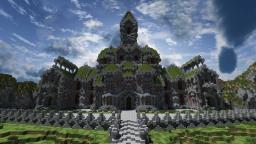 Palace of Takera (Hub Spawn) Minecraft Map & Project