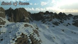 Land of Snow Minecraft Map & Project