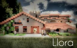 Llora - Contemporary Build Minecraft