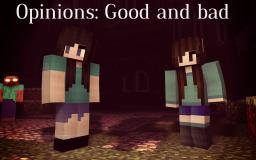 ♥Nẙan♥ Opinions: Good and bad Minecraft Blog