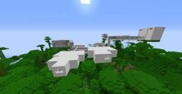 Jungle prison Minecraft Map & Project