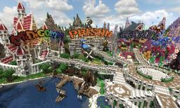 Exxon Realms Server spawn! Minecraft Map & Project