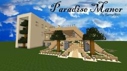 Paradise Manor by QwertyAlpha Minecraft Map & Project