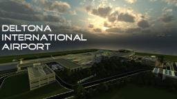Deltona International Airport Minecraft Map & Project