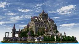 Mont Saint Michel by Rex523 Minecraft