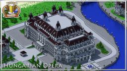 BdH Timeline RP-Map | Hungarian Opera | DOWNLOAD Minecraft