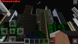 survive the mob overload(mcpe) Minecraft Map & Project